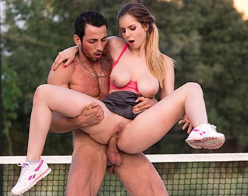 Private HD porn video: Stella Cox passes On Tennis For Anal Sex