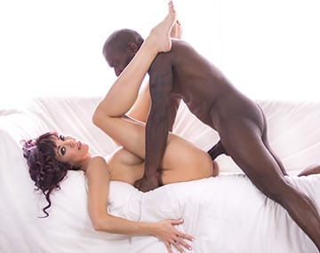 Private HD porn video: Milf Sofia Star Has Her First Interracial Experience