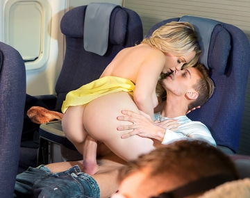 Private HD porn video: Mia Malkova, debuts for Private by fucking on a plane
