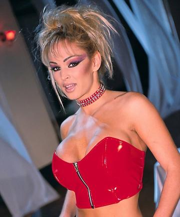 Tatyana nude model european