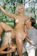 Outdoor orgies