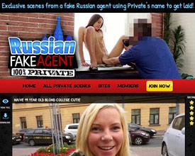 Russian Fake Agent